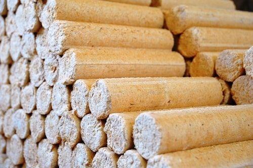 Топливные брикеты для камина